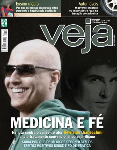Revista Veja - Medicina e Fé